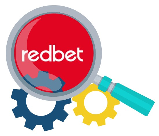 Redbet Casino - Software