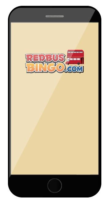 RedBus Bingo Casino - Mobile friendly