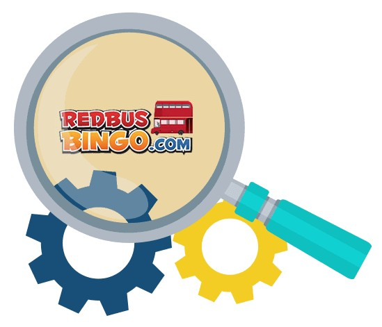RedBus Bingo Casino - Software