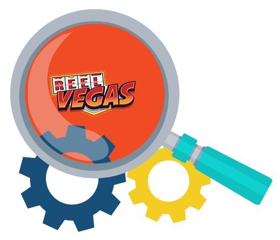 Reel Vegas Casino - Software
