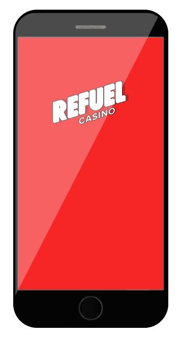 Refuel Casino - Mobile friendly