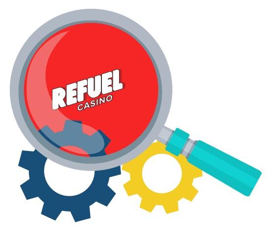 Refuel Casino - Software