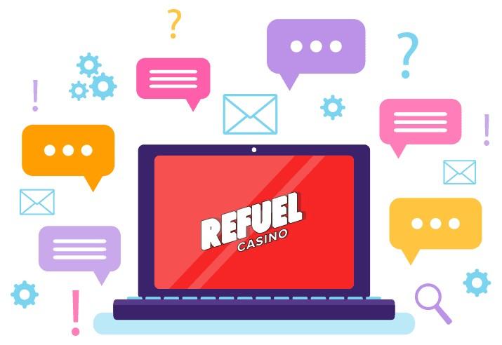 Refuel Casino - Support