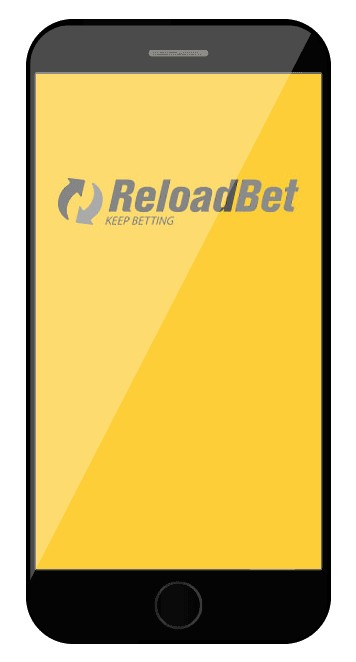 ReloadBet Casino - Mobile friendly