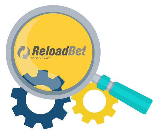 ReloadBet Casino - Software