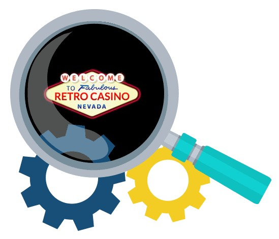 Retro Casino - Software