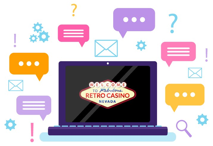 Retro Casino - Support