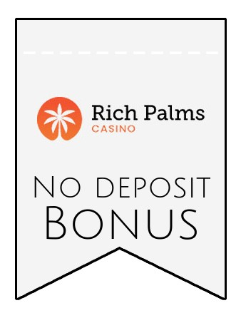 Rich Palms - no deposit bonus CR