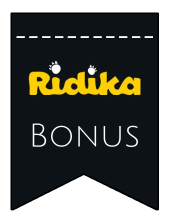 Latest bonus spins from Ridika Casino