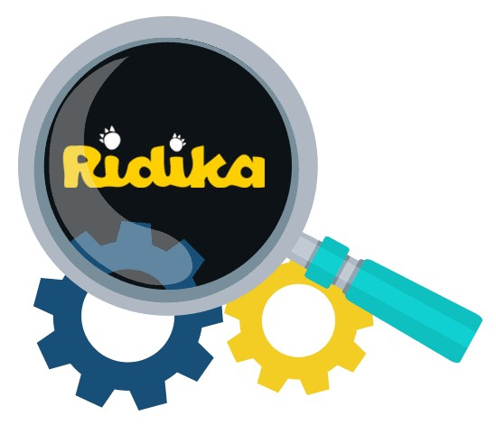 Ridika Casino - Software