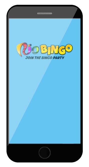 Rio Bingo - Mobile friendly