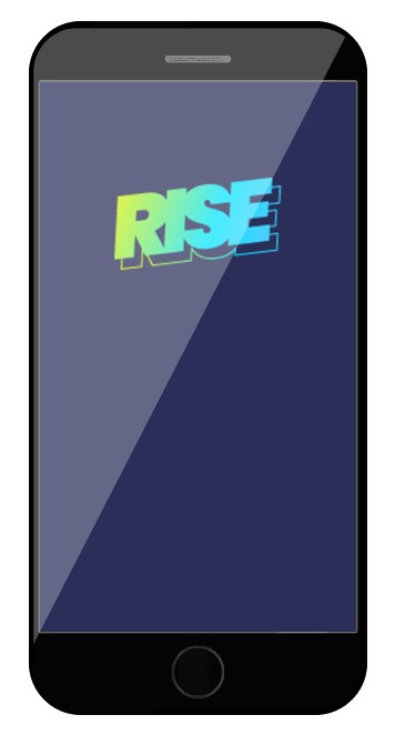 Rise Casino - Mobile friendly