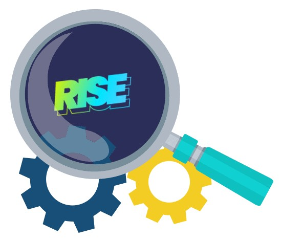 Rise Casino - Software