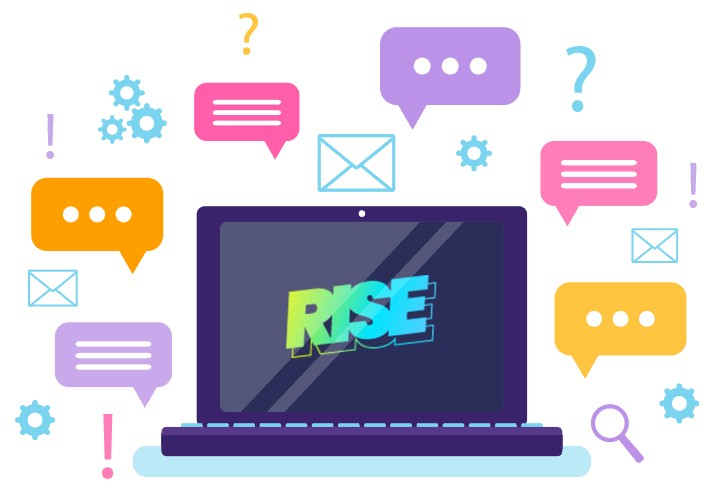 Rise Casino - Support
