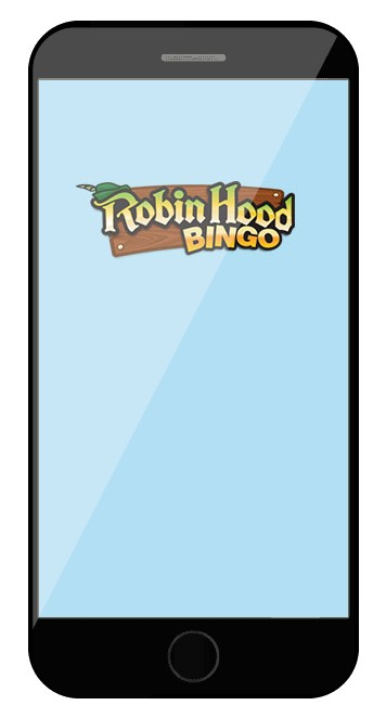 Robin Hood Bingo - Mobile friendly