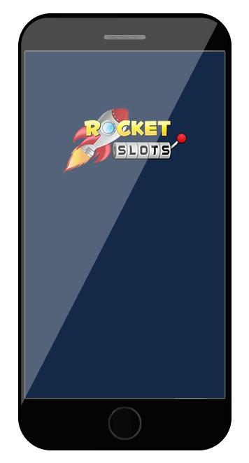 Rocket Slots Casino - Mobile friendly