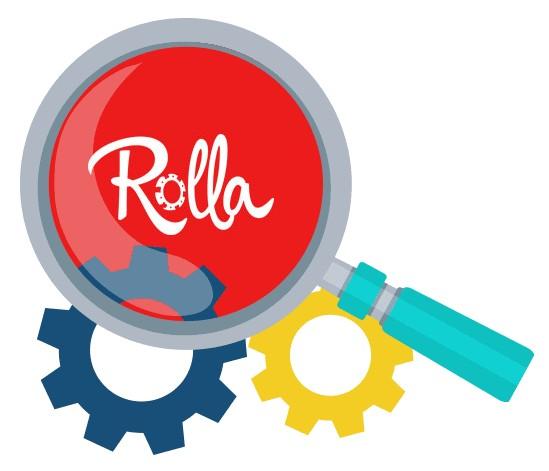 Rolla Casino - Software