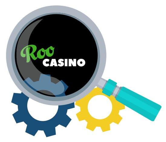 ROO Casino - Software