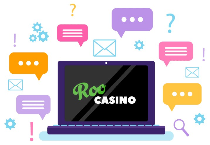 ROO Casino - Support