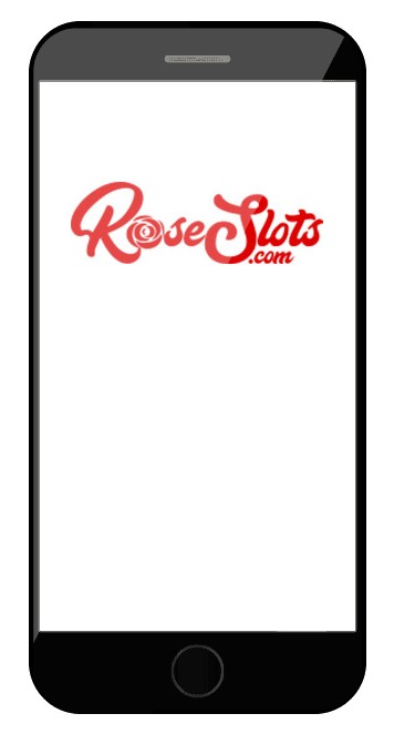 Rose Slots Casino - Mobile friendly