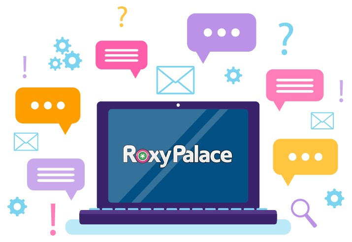 Roxy Palace Casino - Support