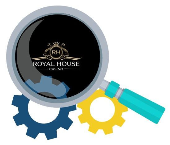 Royal House Casino - Software