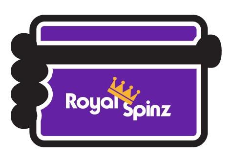 Royal Spinz Casino - Banking casino