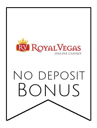 Royal Vegas Casino - no deposit bonus CR