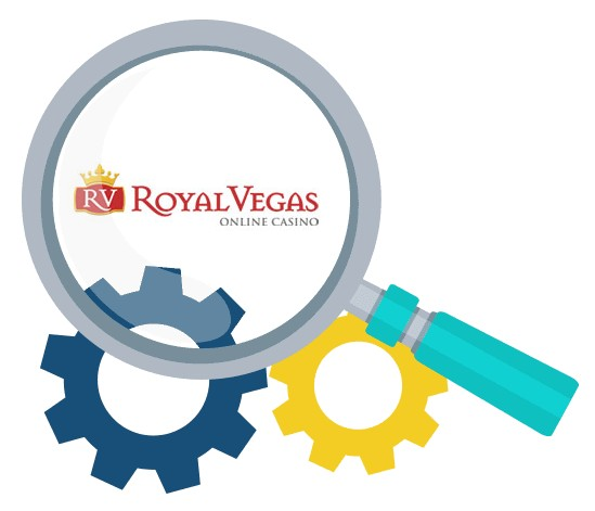 Royal Vegas Casino - Software