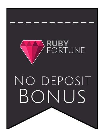 Ruby Fortune Casino - no deposit bonus CR