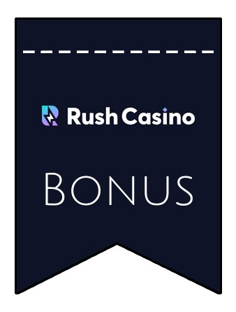 Latest bonus spins from Rush Casino