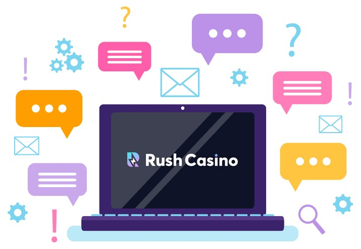 Rush Casino - Support