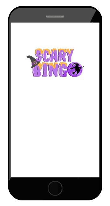 Scary Bingo Casino - Mobile friendly