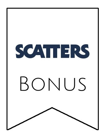 Latest bonus spins from Scatters