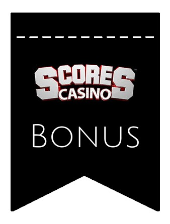 Latest bonus spins from Scores