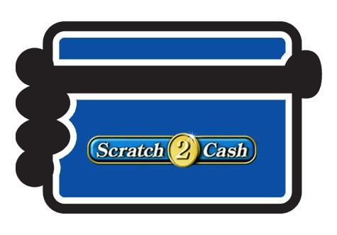 Scratch2Cash - Banking casino