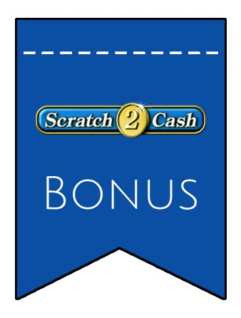 Latest bonus spins from Scratch2Cash