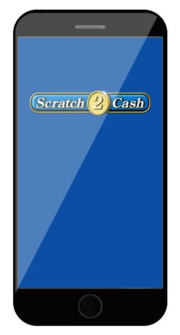 Scratch2Cash - Mobile friendly