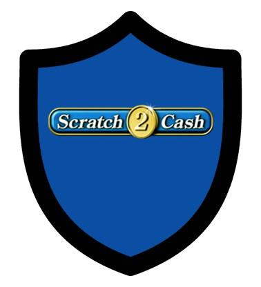 Scratch2Cash - Secure casino