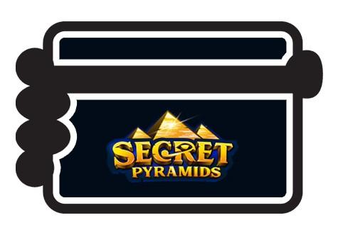 Secret Pyramids Casino - Banking casino