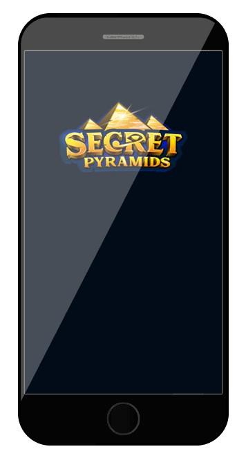 Secret Pyramids Casino - Mobile friendly