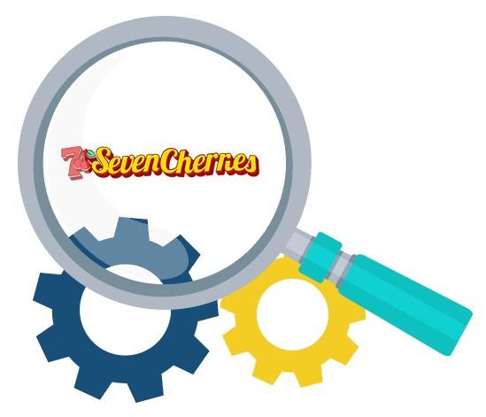 Seven Cherries Casino - Software
