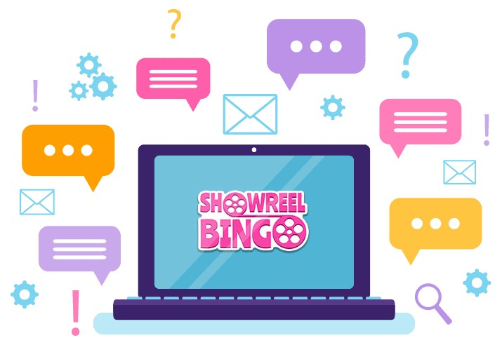 Showreel Bingo - Support