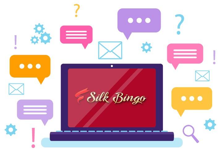 Silk Bingo - Support