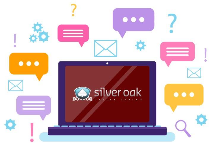 Silver Oak - Support