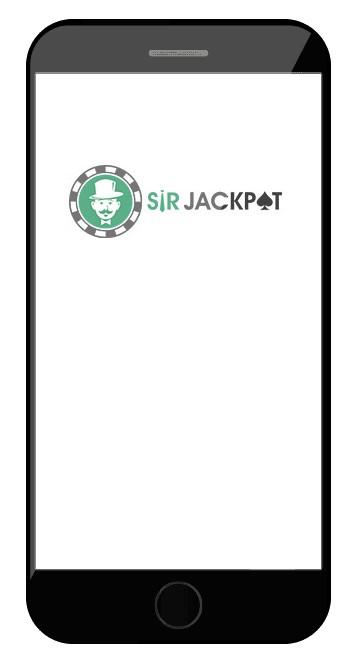 Sir Jackpot Casino - Mobile friendly