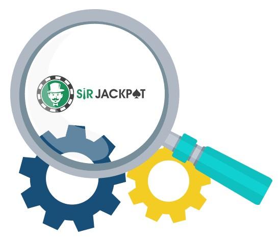 Sir Jackpot Casino - Software