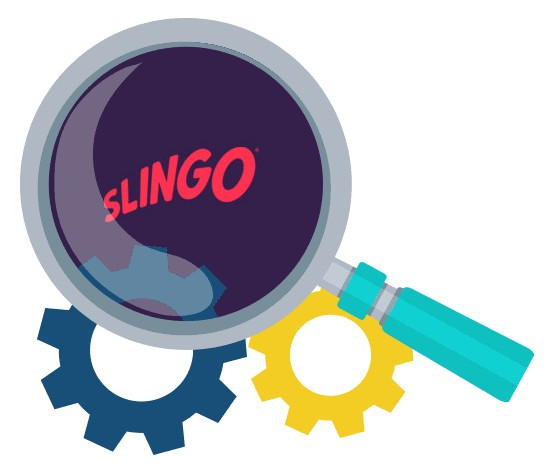 Slingo Casino - Software