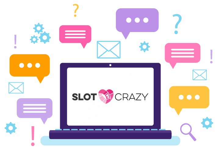 Slot Crazy - Support