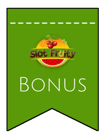 Latest bonus spins from Slot Fruity Casino